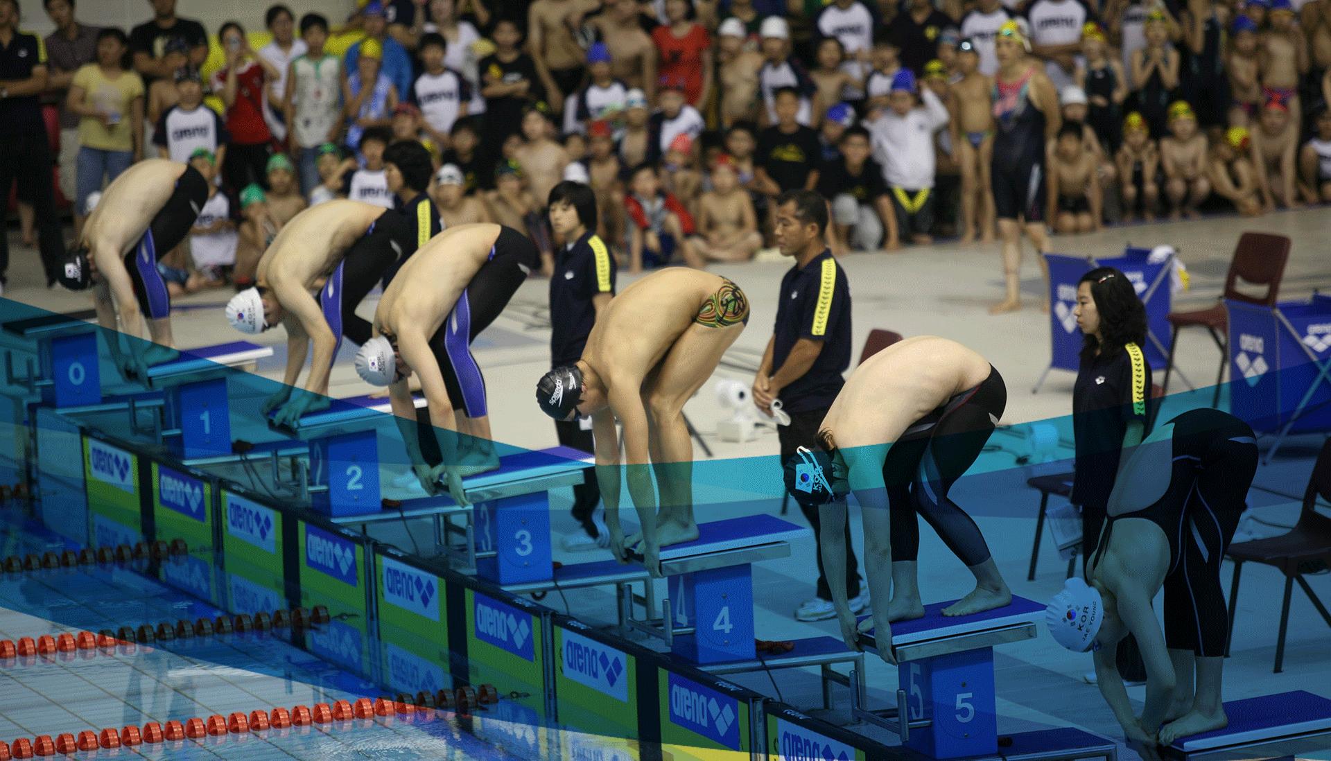 Schwimmtraining – Corona-Pandemie
